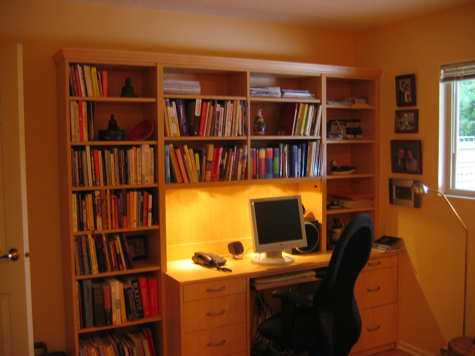 home library office. Home Office Library