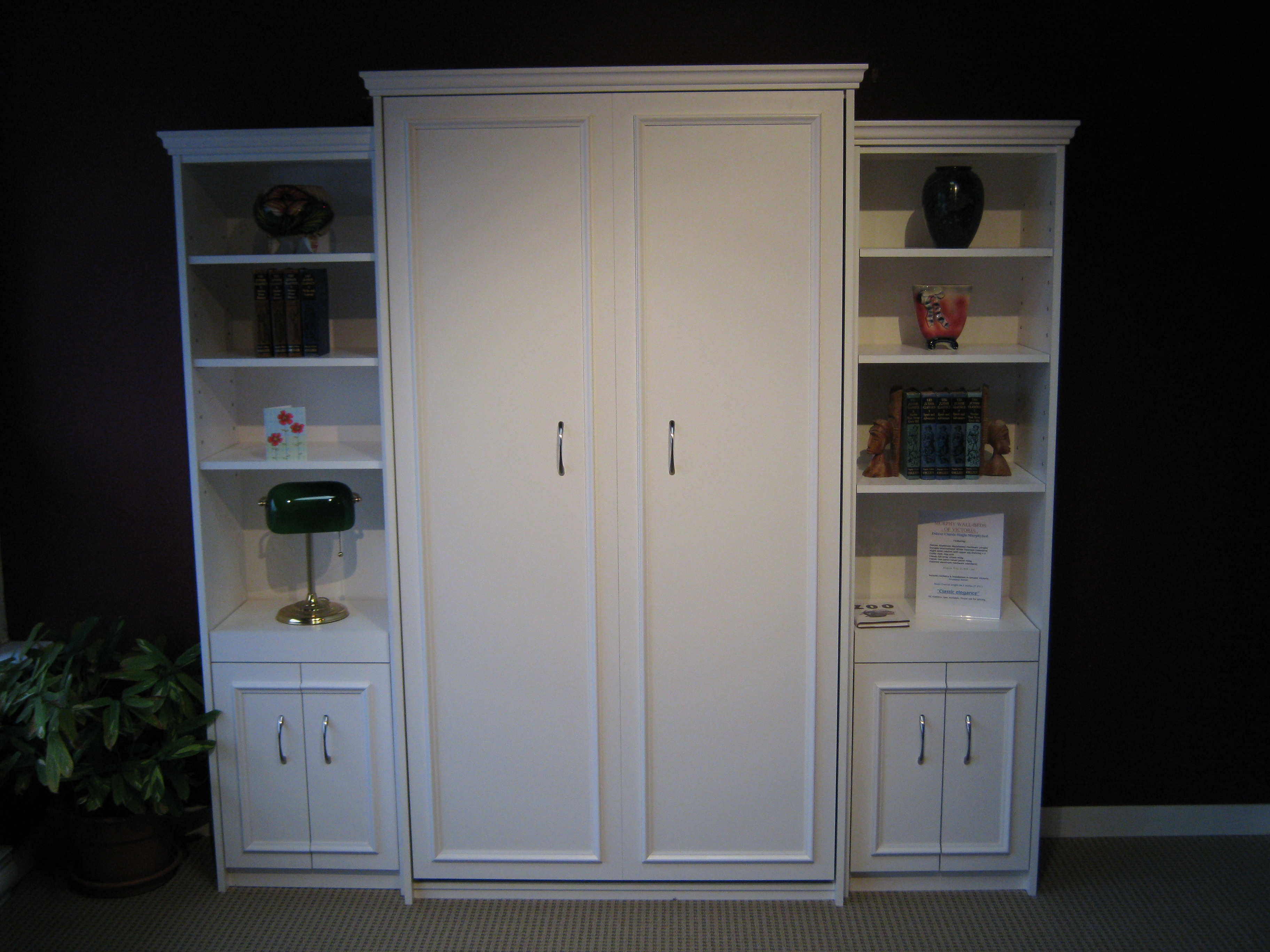 Charmant Murphy Beds Victoria
